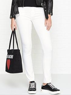 love-moschino-heart-pockets-skinny-jeansnbsp--white
