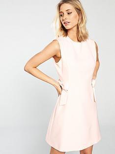 71bfe205ce95 Ted Baker Meline Bow Side Dress - Baby Pink