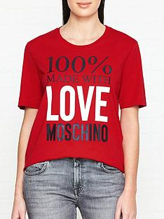 love-moschino-logo-slogan-short-sleeve-t-shirt-red