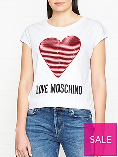 love-moschino-embellished-heart-logo-short-sleeve-t-shirt-white