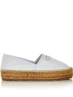 love-moschino-love-diamante-detail-espadrilles--white