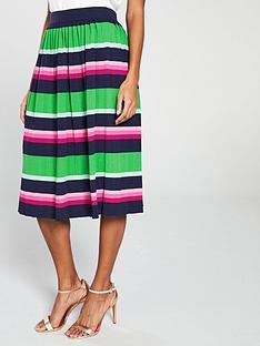 ted-baker-aliccio-knitted-midi-skirt