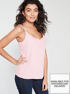 ted-baker-siina-scallop-neckline-cami-top-dusky-pink