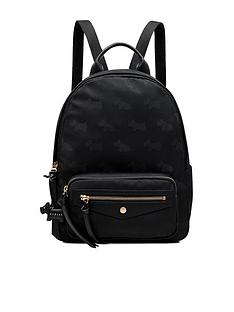 radley-jacquardnbspmedium-back-zip-around-back-pack-black