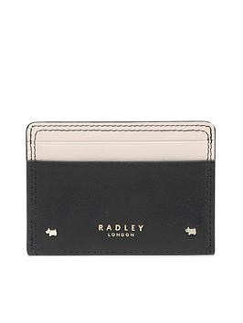 radley-cotton-street-small-card-holder-black