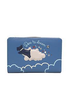 radley-dare-to-dream-medium-zipper-top-purse-blue