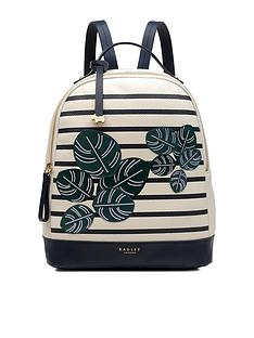 radley-be-leaf-in-yourself-medium-zip-around-backpack-chalk