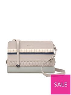 98df9215ca Radley Radley Liverpool Street Craft Stripe Medium Crossbody Bag