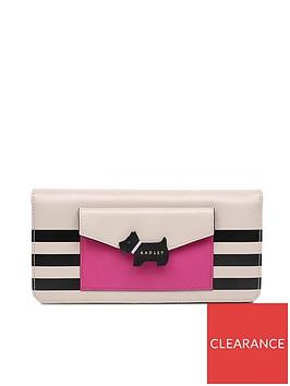 radley-london-lane-large-matinee-foldover-purse-stripe