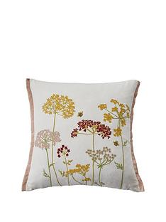 ideal-home-embroidered-bouquet-cushion