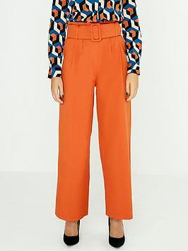 studio-mouthy-by-megan-mckenna-belted-paperbag-trouser-burnt-orange
