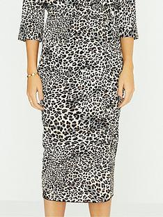 studio-mouthy-by-megan-mckenna-leopard-midi-pencil-skirt-printed