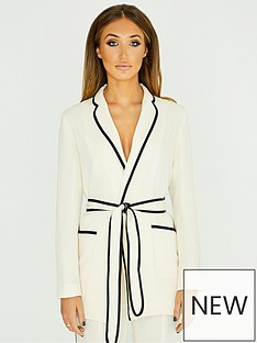 studio-mouthy-by-megan-mckenna-belted-blazer-with-piping-whitenbsp