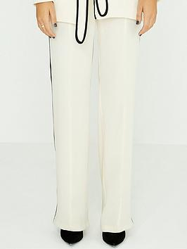 studio-mouthy-by-megan-mckenna-wide-leg-trouser-with-piping-whitenbsp