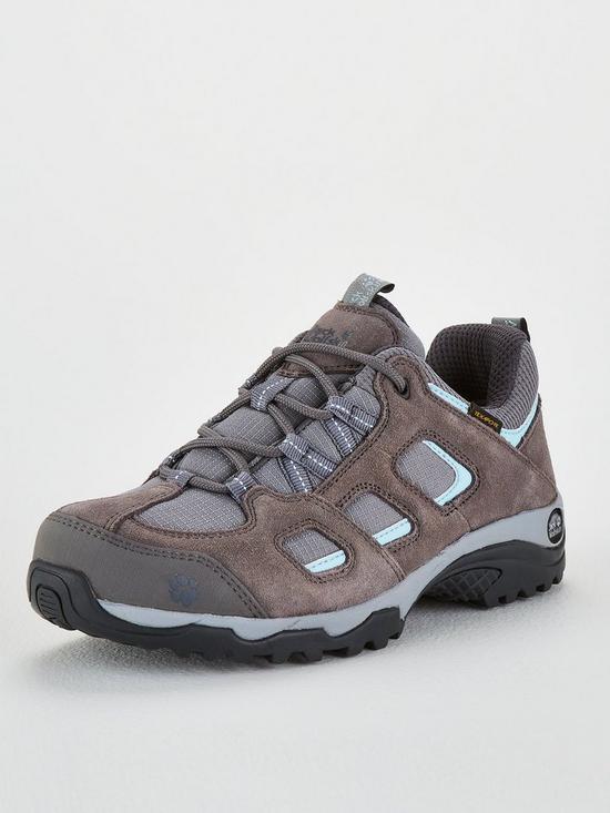 66631dec81 Jack Wolfskin Vojo Hike 2 Texapore Low - Grey | very.co.uk