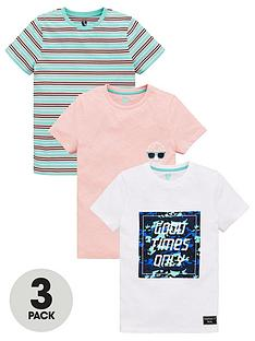 v-by-very-boys-3-pack-good-times-only-stripeskull-t-shirts-multi