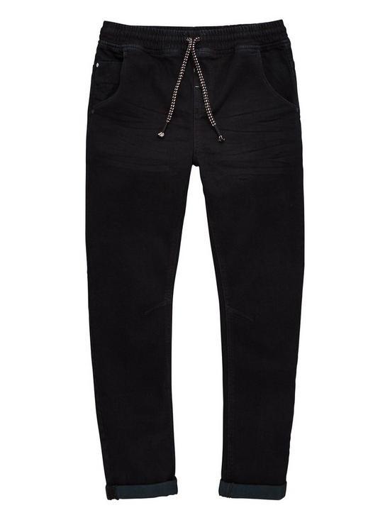 2c37cf55 V by Very Boys Pull On Jog Jeans - Denim | very.co.uk