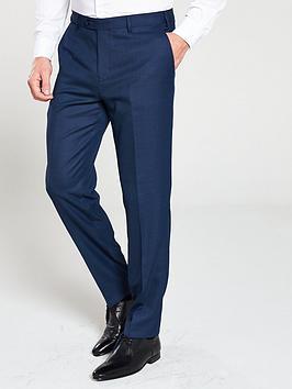 skopes-pesaronbsptextured-weave-suit-trousernbsp--navy