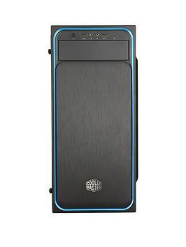 cooler-master-case-masterbox-e500l-blue