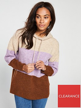 v-by-very-colour-block-knitted-hoodie-multi