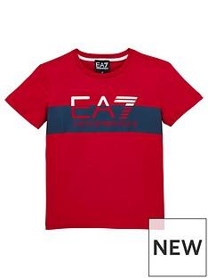 ea7-emporio-armani-boys-short-sleeve-big-logo-t-shirt-red