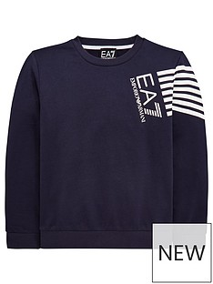ea7-emporio-armani-boys-big-logo-crew-neck-sweat-navy