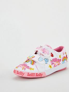 lelli-kelly-unicorn-touch-fastening-shoe