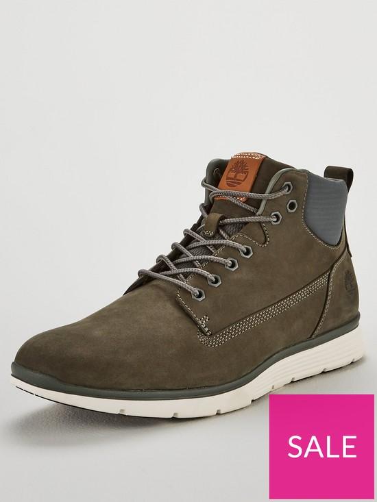 19ccd4f9f1 Timberland Killington Chukka Boots - Grey | very.co.uk