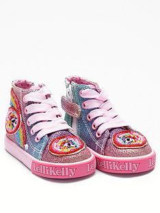 lelli-kelly-unicorn-rainbow-sparkle-baby-hi-tops-multi