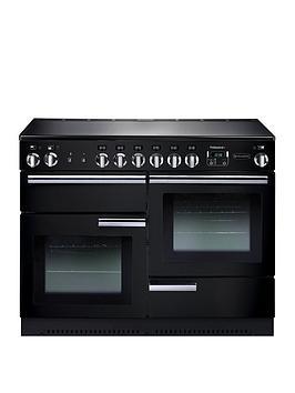 rangemaster-prop110ecgb-professional-plus-110cmnbspwide-electric-range-cooker-with-ceramic-hob-black