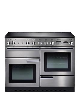 rangemaster-prop110eiss-professional-plus-110cmnbspwide-electric-range-cooker-with-induction-hob-stainless-steel