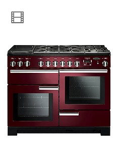 rangemaster-pdl110dffcy-professional-deluxe-110cmnbspwide-dual-fuel-range-cooker-cranberry