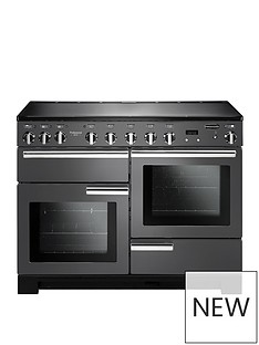 rangemaster-pdl110eisl-professional-deluxe-110cmnbspwide-electric-range-cooker-with-induction-hob-slate