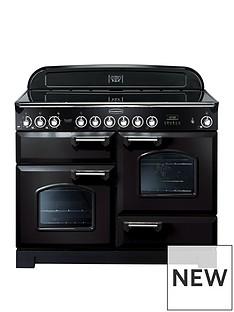rangemaster-cdl110ecblnbspclassic-deluxenbsp110cmnbspwide-electric-range-cooker-black