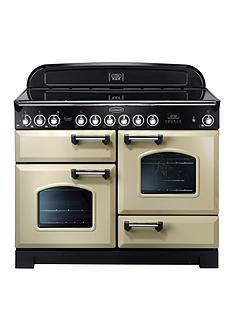 rangemaster-cdl110eccrnbspclassic-deluxenbsp110cmnbspwide-electric-range-cooker-with-ceramic-hob-cream