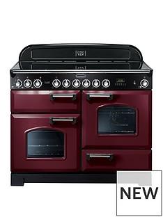 rangemaster-cdl110eccynbspclassic-deluxenbsp110cmnbspwide-electric-range-cooker-cranberry
