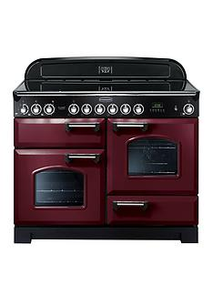 rangemaster-cdl110eccynbspclassic-deluxenbsp110cmnbspwide-electric-range-cooker-with-ceramic-hob-cranberry