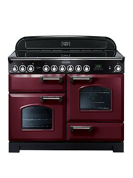 rangemaster-cdl110eccynbspclassic-deluxenbsp110cmnbspwide-electric-range-cooker-with-ceramic-hob-cranberry