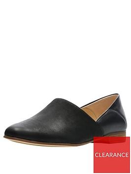 clarks-pure-tone-flat-shoe