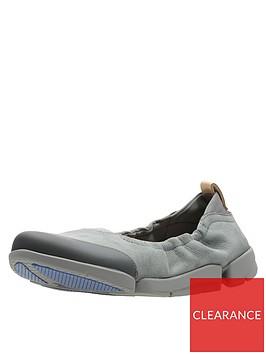 clarks-tri-adapt-nubuck-plimsoll-shoes-grey