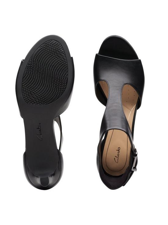 415788caf300 ... Clarks Laureti Star Heeled Sandals - Black. 9 people have looked at  this in the last couple of hrs.