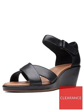 clarks-clarks-unstructured-un-plaza-cross-wedge-sandal-black