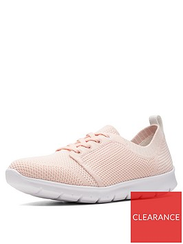 clarks-cloudstepperstrade-step-allenasun-trainers-light-pink