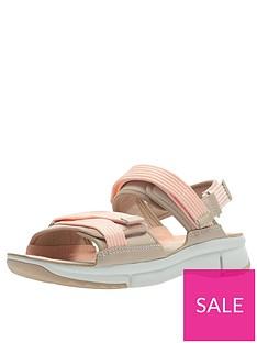 clarks-tri-walk-flat-sandals-light-pink