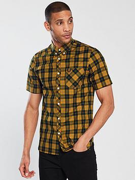 fred-perry-tartan-shirt