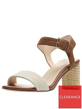 clarks-amali-weave-heeled-sandals-tan