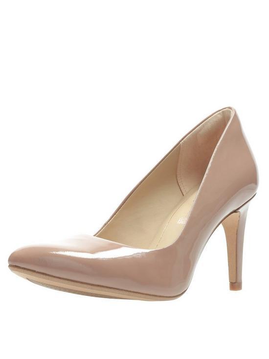 77f022eff80 Clarks Laina Rae Heeled Shoes
