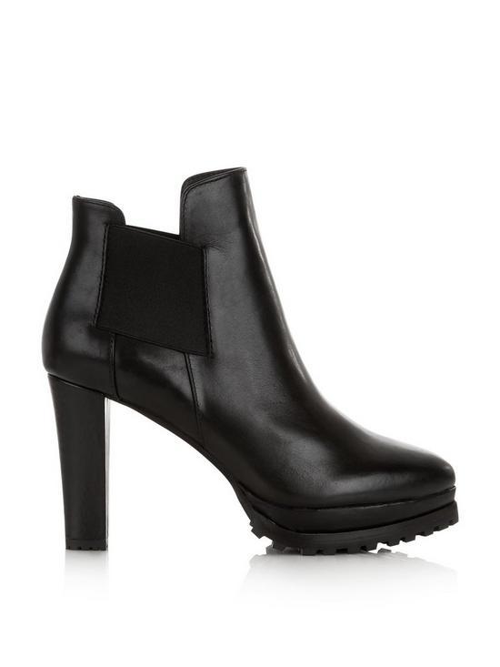 f1d5970ba6f Sarris High Heel Ankle Boots - Black