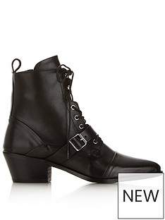 allsaints-katy-pointed-toe-lace-up-ankle-boots-black