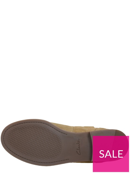 a9eb7a9e3 ... Clarks Demi Beat Ankle Boot - Sand. View larger